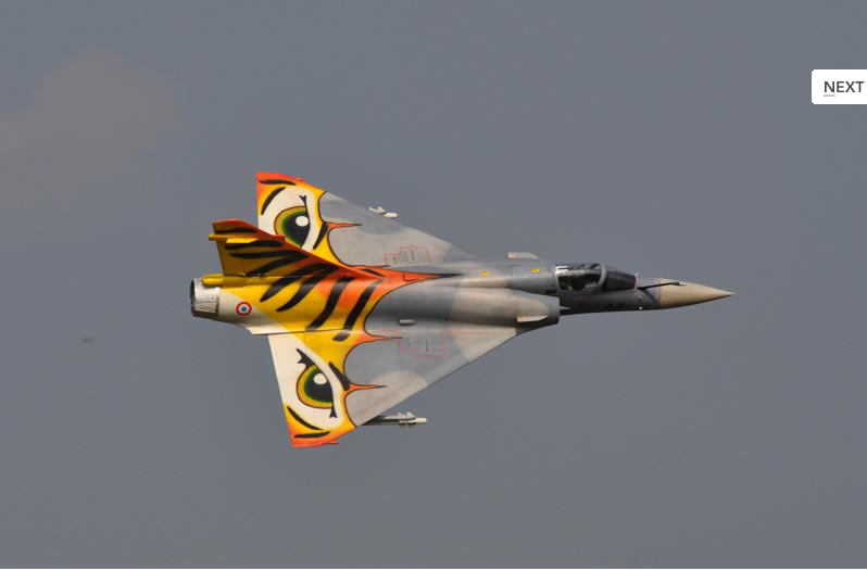 MIRAGE 2000 Scale 1:5 1830 mm,<b>Coming soon</b>